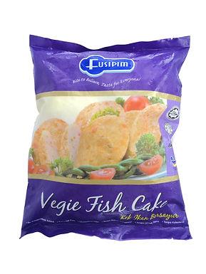 Fusipim Vegie Fish Cake 1KG