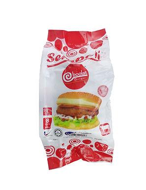 Sempoi Beef Burger 800G (8 Pieces)