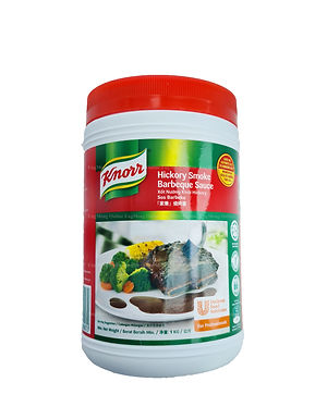 Knorr Hikcory Smoke Barbeque Sauce 1KG