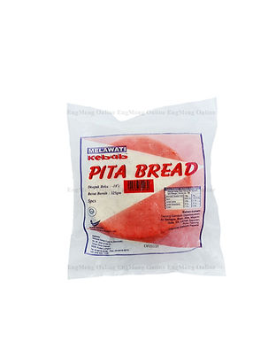 Melawati Kebab Pita Bread 325G (5 Pieces)