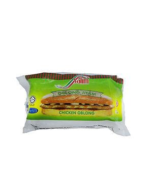 Salim Chicken Burger Oblong 500G (5 Pieces)