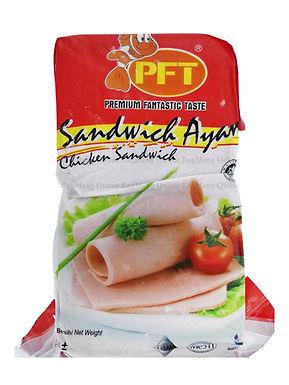 PFT Chicken Sandwich (Ham)  400g