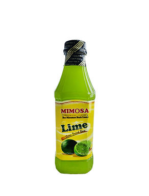 Mimosa Lime Syrup 1Litre
