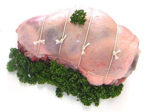 Mutton Boneless Leg