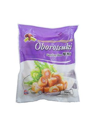 Mushroom's Oborotsuki 蘑菇牌蟹柳卷 500G