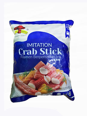 Mushroom's Imitation Crab Stick 蟹柳 500G