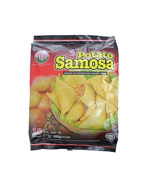 Figo Curry Potato Samosa