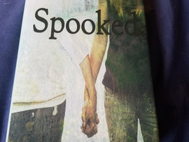 SPOOKED. series mailing list!