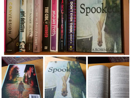 SPOOKED. now available!