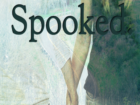 SPOOKED. is now available for preorder!