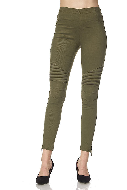 Moto Legging 3 colors
