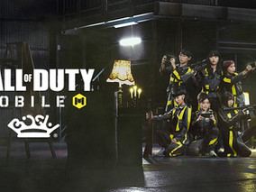 BiSH書き下ろし新曲を『Call of Duty: Mobile』ゲーム内ライブで初披露!