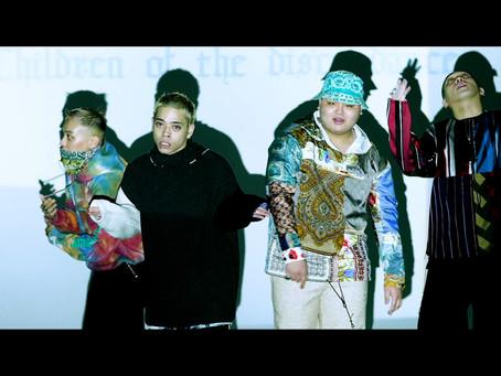 Children of the discordance 2021年秋冬をミラノファッションウィークオンラインで発表