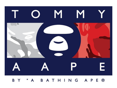 AAPE BY *A BATHING APE® × Tommy Jeans カプセルコレクション 7月11日発売!