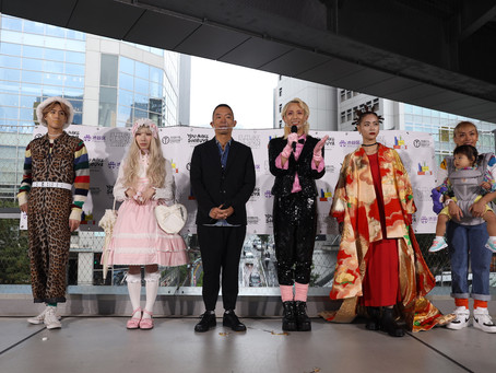 りゅうちぇるがファッションショーをプロデュース「渋谷原宿ファッションフェスティバル」関連イベント