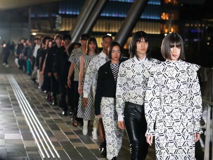 ATSUSHI NAKASHIMA 2022S/Sコレクションを発表