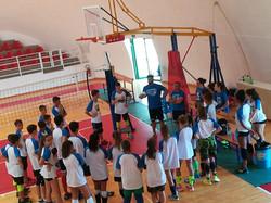 da campioni summer camp volley special