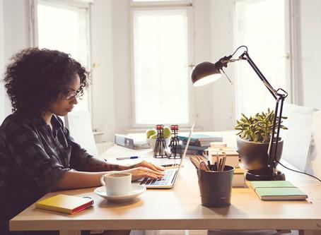 Consejos para trabajar exitosamente desde el hogar