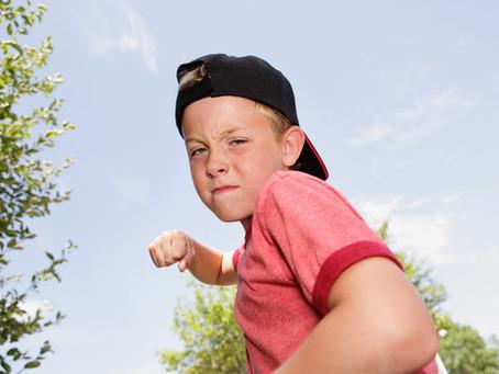¿Cómo Responder si tu Hijo es Agresivo?
