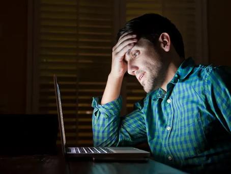 Trabajar Horas Sinfín puede ser Angustiante
