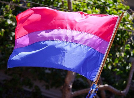"""La Bisexualidad """"No Es Una Fase"""""""