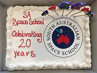 In 2018 SASS had its 21st space school - yes that's 20 years...