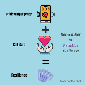 Self-Care During a Crisis Builds Resilience