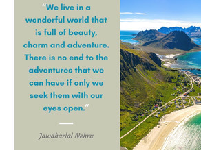 A Traveler's Eyes see Charm, Beauty, and Adventure