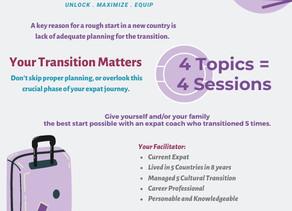 Group Expat Coaching - Transitioning Overseas
