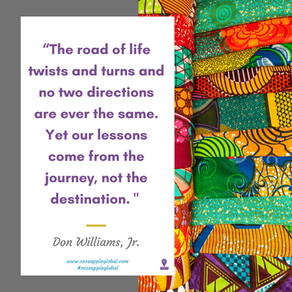 Life Lessons are Part of the Travel Journey