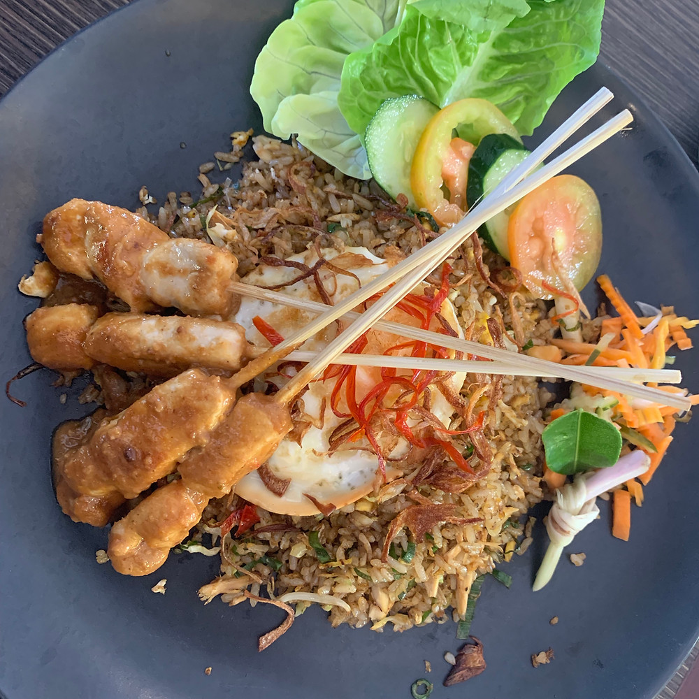Pic of Nasi Goreng (Indonesian Fried Rice)