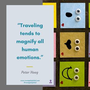 Travel Impacts Human Emotions