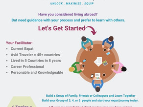 Group Expat Coaching - Start Your Expat Journey