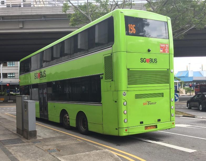 Green Public Bus