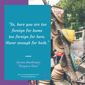 Travel Quote about Belonging