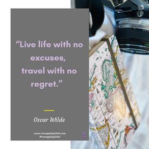 No Excuses - No Regrets