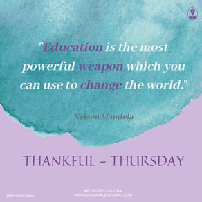 Thankful Thursday #13