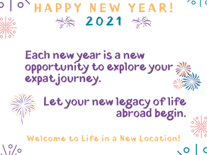 2021 Expat Expression for Expats - Happy New Year!