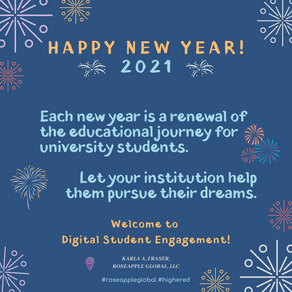2021 Expat Expression for Higher Education Institutions Abroad- New Year's Edition