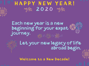 2020 Expat Expression - Happy New Year!