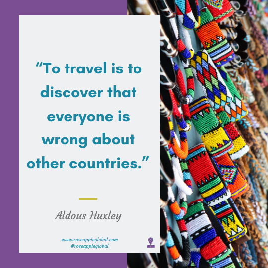 Travel Quote about discovering you wrong about a location.