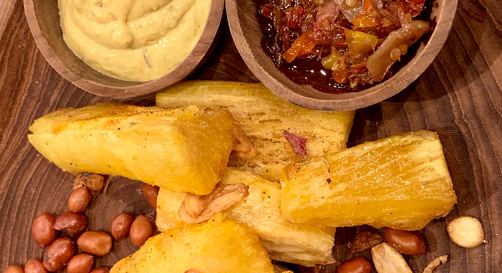 Pic of Yuca (Cassava) Fries