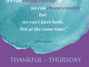 Thankful Thursday #12