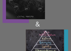 How Expat Life Intersects with Maslow's Theory
