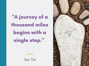 What is your 'Thousand Miles' journey?