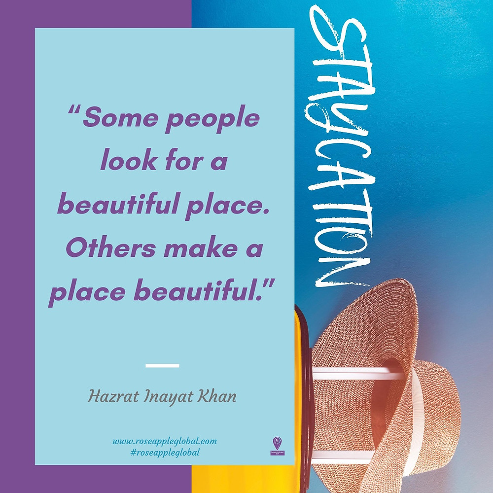 Travel Quote about beautiful  places
