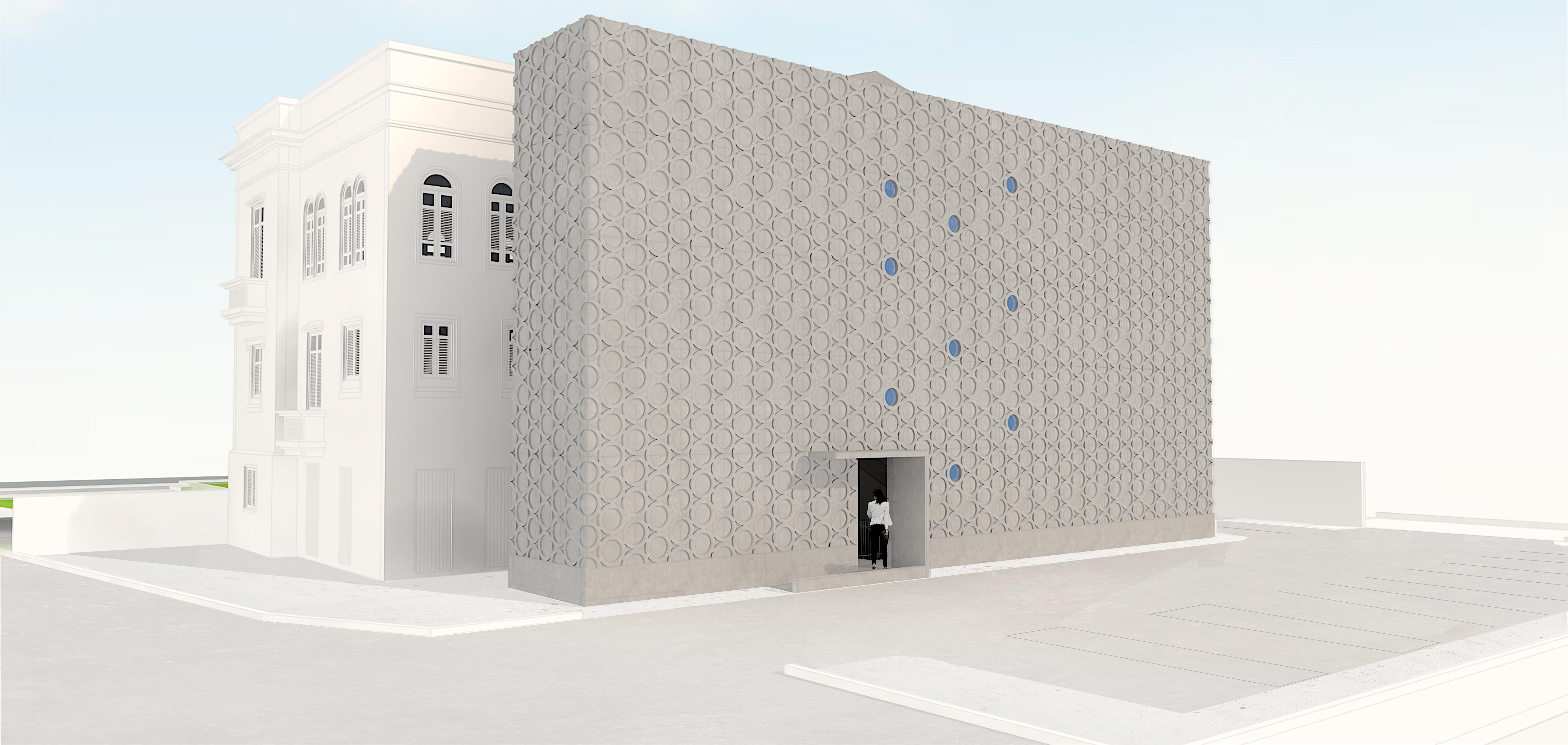 Rehabilitación Templo del Maestro
