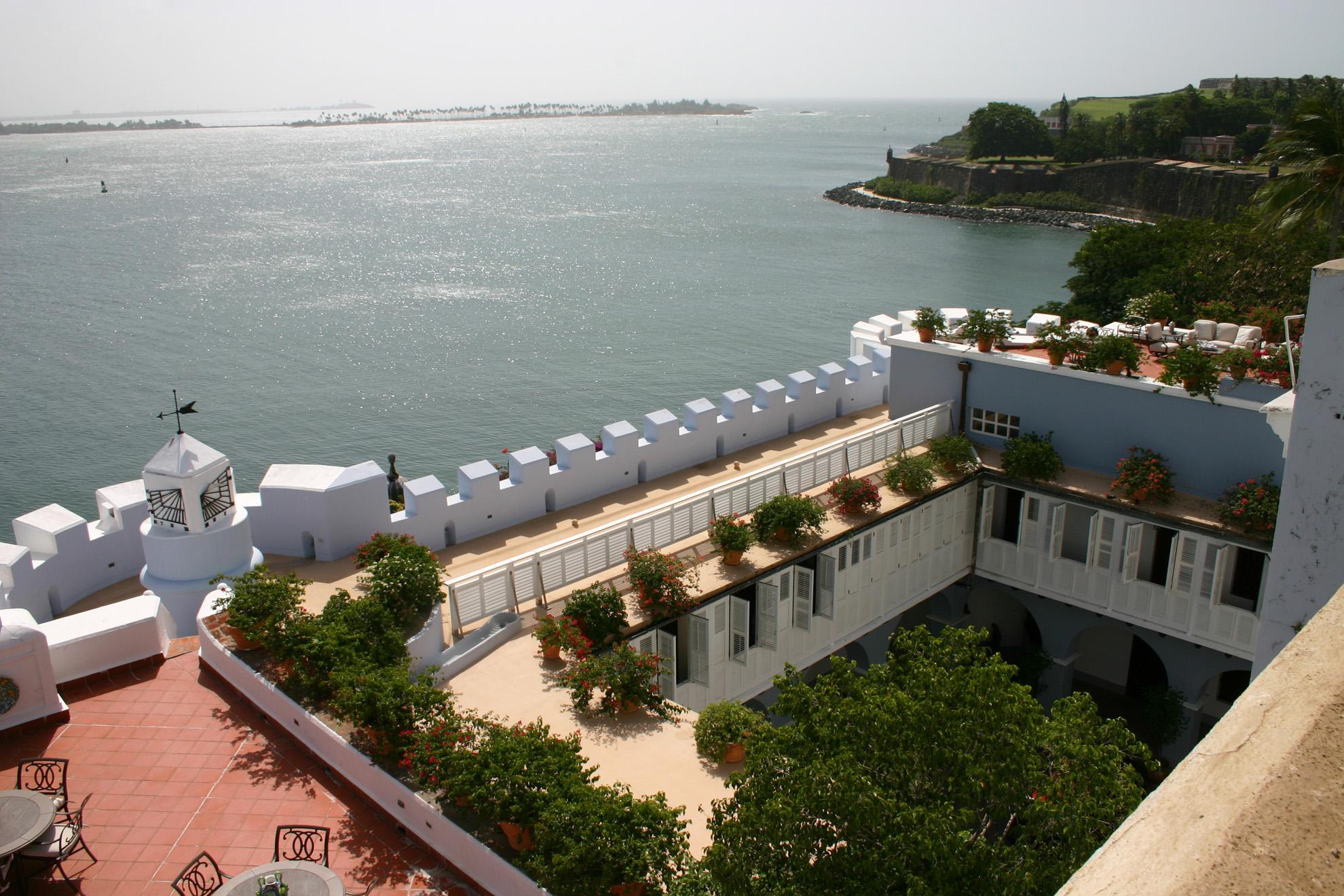 Ins La Fortaleza Palacio Santa Catalina Davis