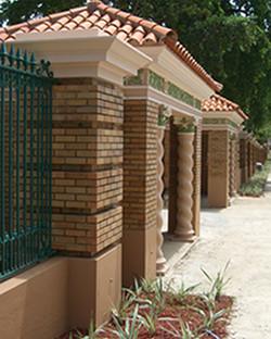 Portico Details