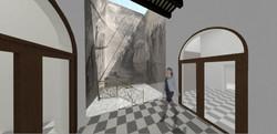 Vista Interior - Banco Español